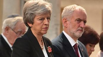 Elmarad May és Corbyn tévévitája