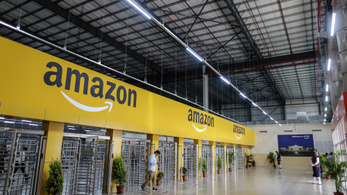 Az Amazon robotja gázsprével fújt le 24 dolgozót