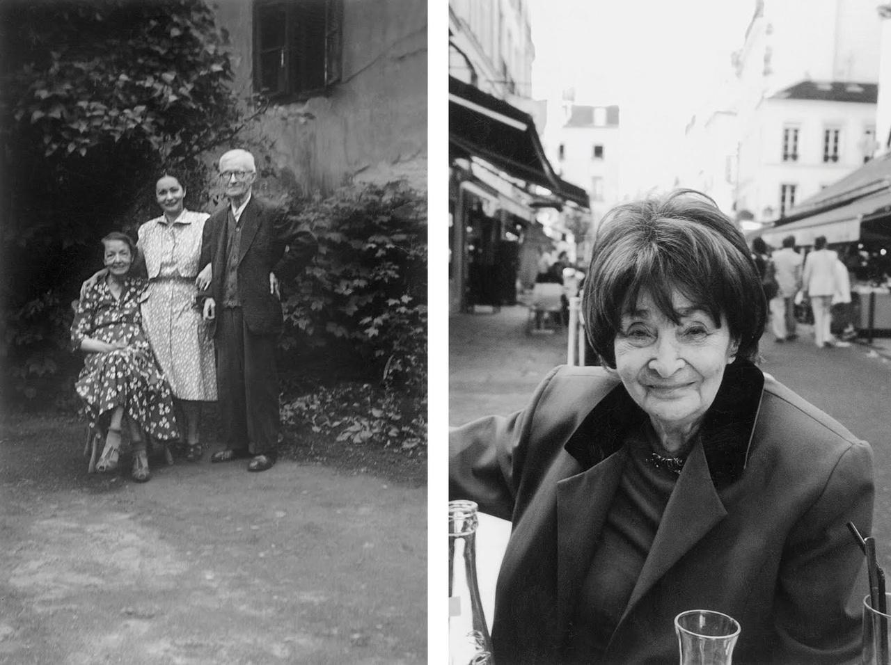 """bal oldal: Szüleivel a debreceni ház előtt 1958-ban                         jobb oldal: Párizsban a kétezres években                         Szabó Magda két, csak a családi körnek és az asztalfióknak termelő író házasságából született. Anyja                         novellákat írt, regényt is, kis színdarabokat, mesét; történetei nélkül nincs Tündér Lala, Sziget-kék,                         Bárány Boldizsár. Adyval bandázó apja szonetteket, verses önéletrajzot, elbeszéléseket, karcolatokat.                         Mentőöv volt számukra az írás.                         """"Mindenem van – jelentette be boldogan [anyám], mikor a legrosszabbul ment minden –, mert amit                         akarok, azt én megírom magamnak meg kitalálom!'"""" """"Én is! Én is!""""– nevetett vele a másik író, a férje,                         és elkezdtek beszélgetni és felsorolták, mi mindenük van, és közben nemigen volt semmijük.""""                         Szabó Magda, a két öntörvényű ember hosszú, sokszor nem boldog házasságából született gyerek                         kilencven évének sok-sok pillanata gurul elénk az albumból. De csak az, amit ő gurított, nem egy fotót                         tudatosan megsemmisített. Annyi titka maradt."""