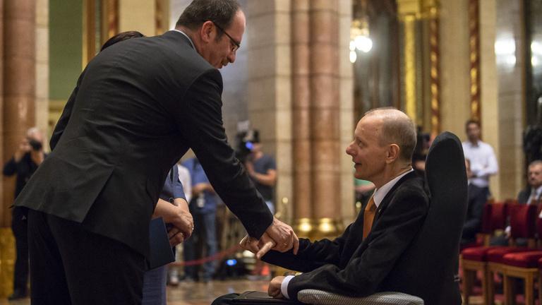 Meghalt a Fidesz képviselője, Hirt Ferenc