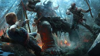 A God of War az év legjobb videojátéka