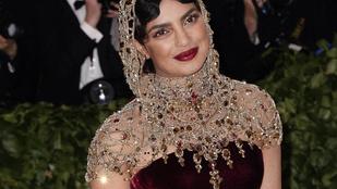 Olyan jól sikerült lefotózni Priyanka Choprát a Vogue címlapjára, hogy igazából bárki lehet a képen