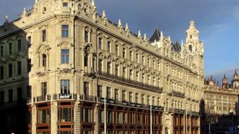 Bezár a Buddha-Bar Hotel Budapesten