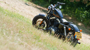 Harley Davidson Sportster Forty-Eight, 2011