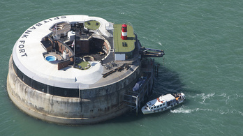 Az év ingatlanhirdetése: luxushotel egy tengeri erődben