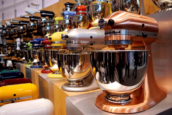 KitchenAid konyhai robotgépek