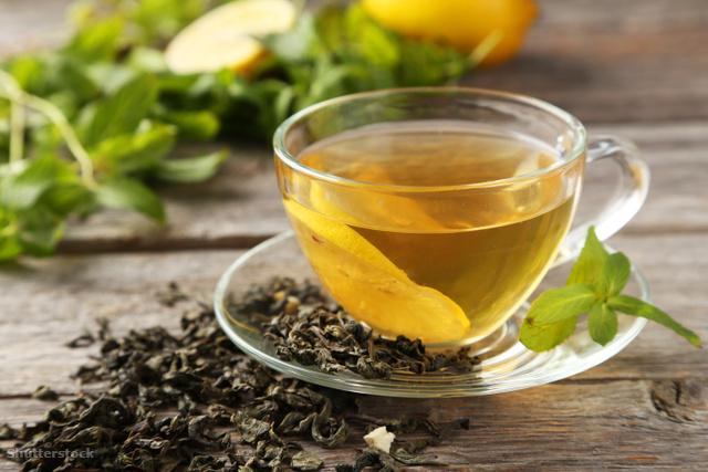 hogyan lehet elkészíteni a zöld teát, amely lefogy