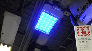 A kék fény megóvhat az öngyilkosságtól