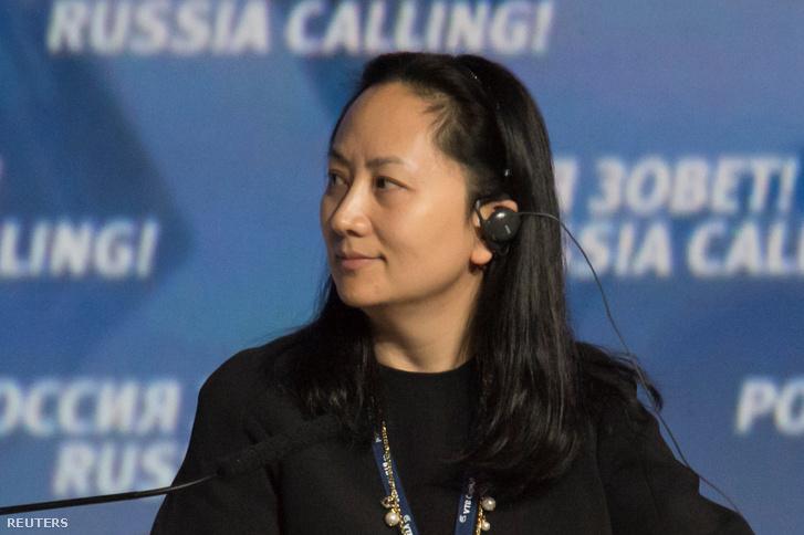 Meng Van-csóu 2014-ben.