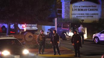 Társa golyója miatt halt meg a kaliforniai lövöldözés hős rendőre