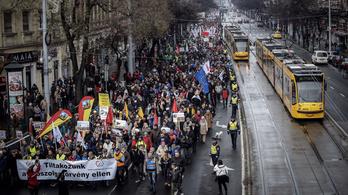 A szakszervezeti tüntetők hétfőtől útlezárásokat ígértek