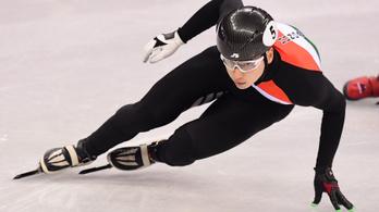 Liu Shaoang vk-aranyérmes 1000 méteren