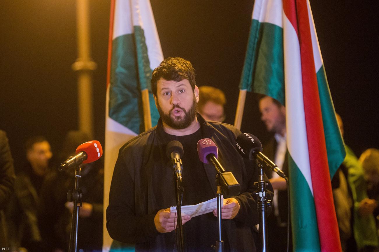 Az LMP Puzsért támogatja főpolgármester-jelöltnek