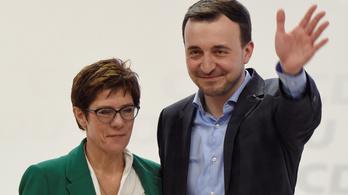 Legfiatalabb főtitkárát választotta meg a CDU