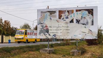 Megtalálták a kárpátaljai magyarellenes óriásplakátok megrendelőjét