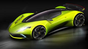 Már biztos: villanyos hipersportautó készül a Lotusnál