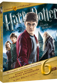 Harry Potter and the Half-Blood Prince 3 Discs Collector's Editi