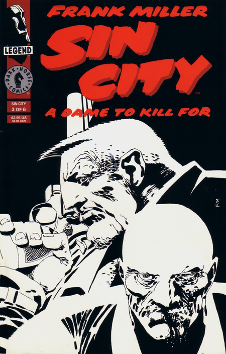 SinCity A Dame To Kill For 3 Of 6 00(A Shade Scan)