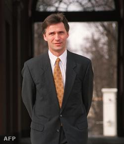 Jens Stoltenberg 2000-ben