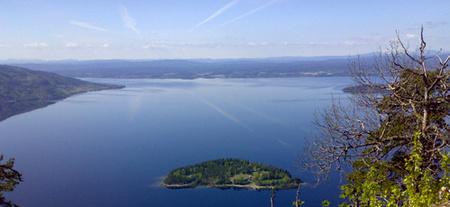 Utøya sziget