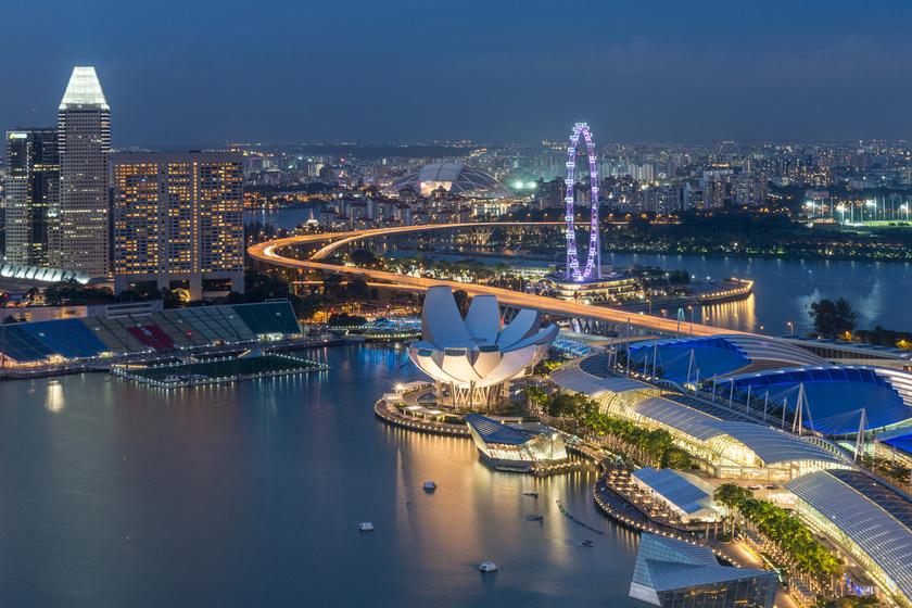 Tíz nagyváros a legtöbb Michelin-csillaggal