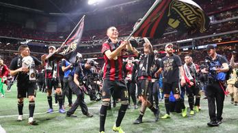 MLS: az Atlanta United már második szezonjában megnyerte a bajnokságot