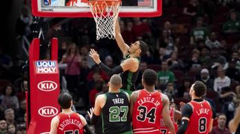 Soha nem kapott ki ennyire a Chicago Bulls