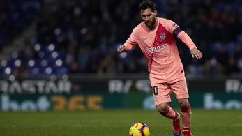 Messi megmutatta, miért ő a világ legjobbja