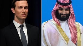 Trump veje tanácsot adott a szaúdi hercegnek az újságírógyilkosság után