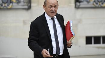 Francia külügyminiszter: Trump ne avatkozzon bele a francia belügyekbe!