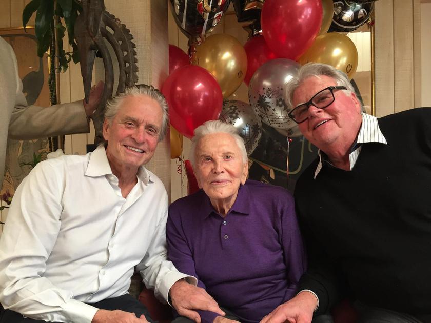 Tavaly is a családja körében ünnepelt.