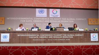 Elfogadták az ENSZ globális migrációs megállapodását Marrákesben