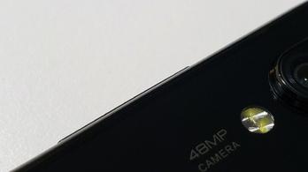 Jönnek a 48 megapixeles mobilok
