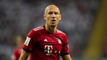 Robben: Lehet, hogy befejezem