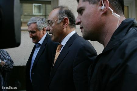 Szekeres Imre öt különálló szervezet mellett kardoskodott (Fotó: Barakonyi Szabolcs)