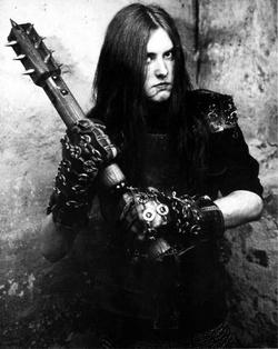 Varg Vikernes a 90-es évek elején