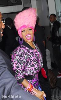 A szabadszájú Nicki Minaj