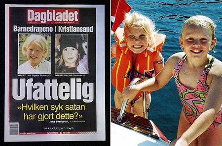 Stine Sofie Sørstrønen és Lena Sløgedal Paulsen