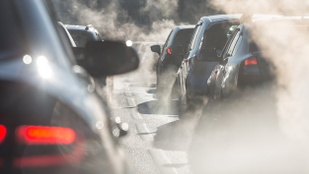 Minden eddigi rekordot megdöntött a szén-dioxid-kibocsátás idén