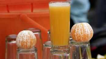Napi egy pohár narancslé felezheti a demencia kockázatát