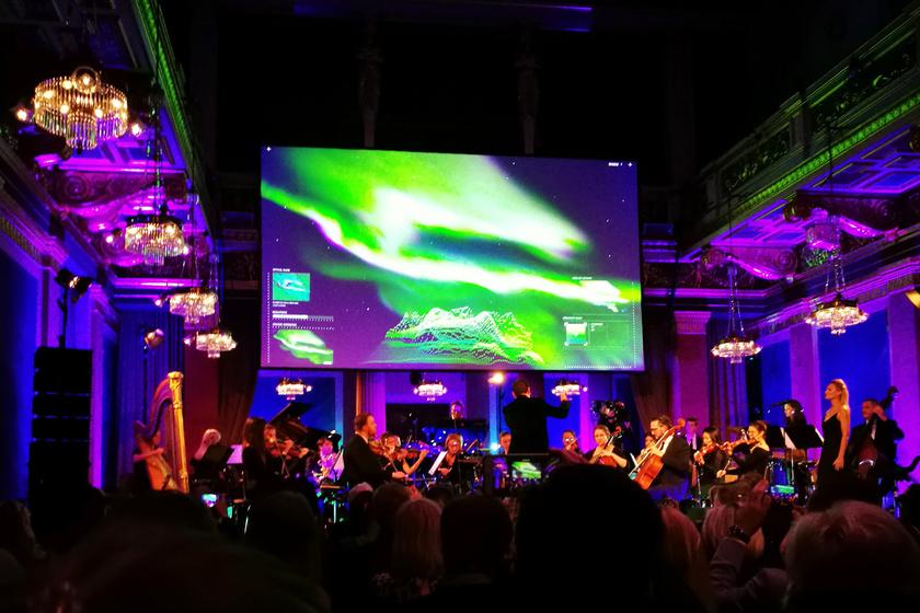 Ez az északi fény a fülednek is tetszeni fog: izgalmas koncerten jártunk