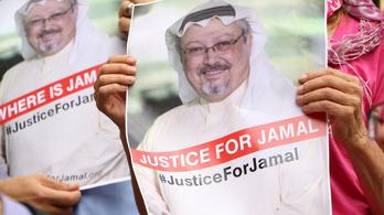 Nem kapok levegőt - mondta a szaúdi újságíró, majd jött a darabolás