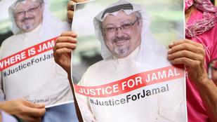 Nem kapok levegőt – mondta a szaúdi újságíró, majd jött a darabolás