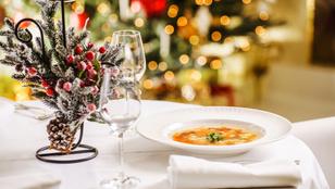 5 különleges leves a karácsonyi asztalra