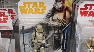 Karácsonyi játékkörkép - Star Wars figurák