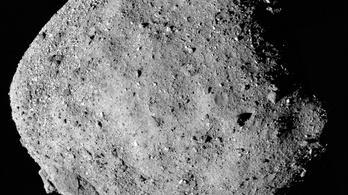 Vizet talált a NASA egy aszteroidán