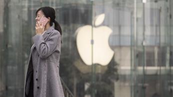 Kínában vív amerikai szabadalmi háborút az Apple