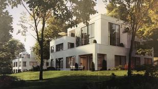 Szivek Norbert üzlettársai építhetnek lakóparkot a János kórház fölött