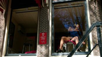 Amszterdam női polgármestere át akarja alakítani a piros lámpás negyedet