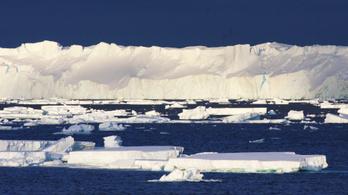 Már azok a gleccserek is olvadnak az Antarktiszon, amik idáig stabilnak tűntek